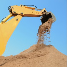 sharp sand aggregates