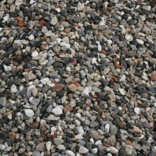 20-10mm recycled gravel aggregates