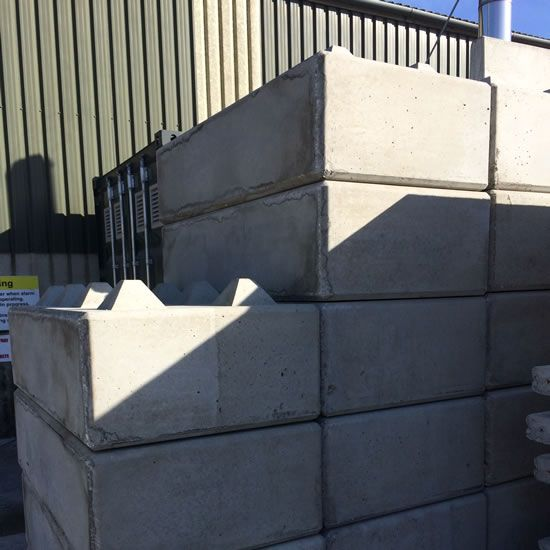 Concrete Ballast Blocks